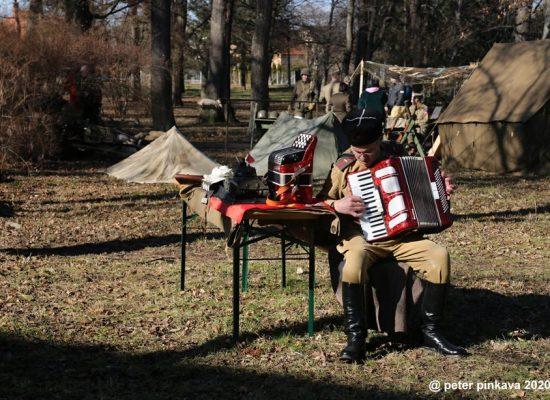 Dobové tábory ZM 2020